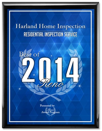 2014 Inspector of the Year